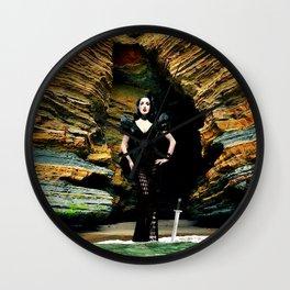 Scylla Wall Clock