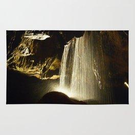 Cave Waterfall Rug