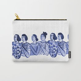We Got You Girl Carry-All Pouch