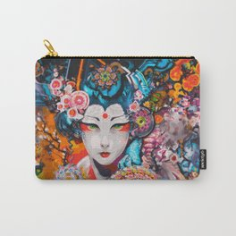 Geisha Style Carry-All Pouch