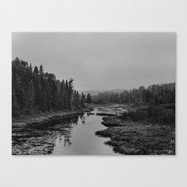 Northwestern Ontario Canvas Print