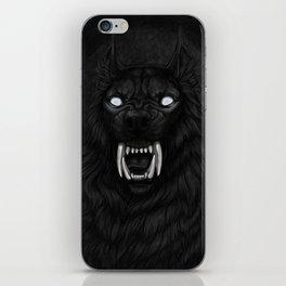 Dark Moon iPhone Skin