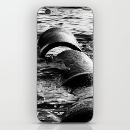 Disconnected iPhone Skin