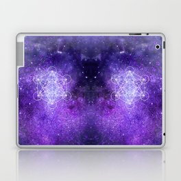 Metatron's Cube Laptop & iPad Skin