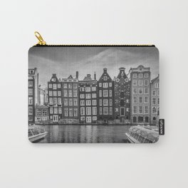 AMSTERDAM Damrak and dancing houses Carry-All Pouch