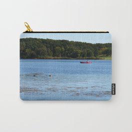 The Red Canoe Carry-All Pouch