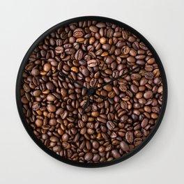 Beans Beans Wall Clock