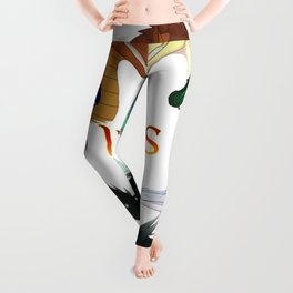 Wings Fire - All Together Leggings