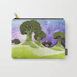 Broccoli Planet Carry-All Pouch