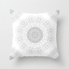 MANDALA NO. 23  #society6 Throw Pillow