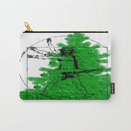 da vinci's Tree Carry-All Pouch