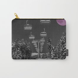 Chairlift to the Moon Carry-All Pouch