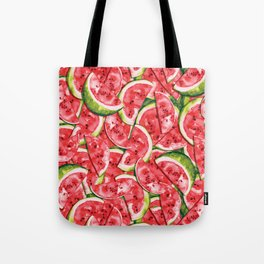 Watermelons Forever Tote Bag