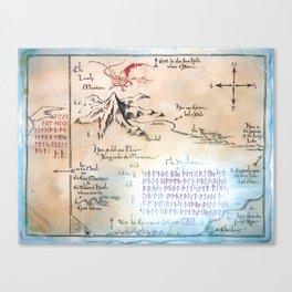 North of Rhovanion Canvas Print