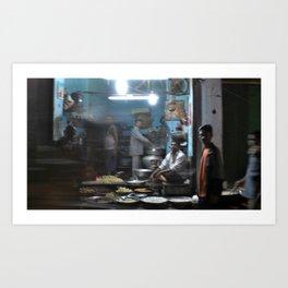 Milk 'sweet' boys India Art Print