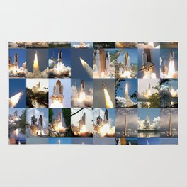Shuttle Montage Rug