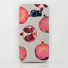 Pomegranate Pattern Galaxy S8 Slim Case