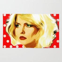 Blondie - Debbie Harry - Pop Art Rug