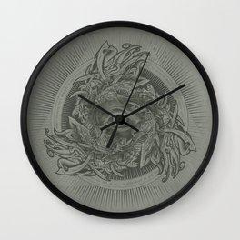 Storm of Swords Wall Clock