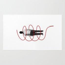 Red Thread 1 Rug