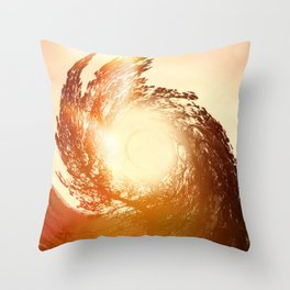 Becoming One Throw Pillow
