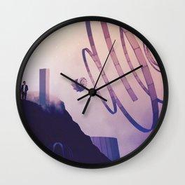 transformation Wall Clock
