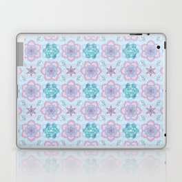 MANDARA flower Laptop & iPad Skin