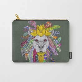 Medusa Lioness Carry-All Pouch