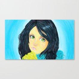 Gigo Canvas Print
