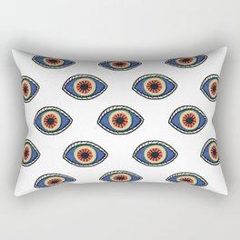Ay Ay Eye Rectangular Pillow