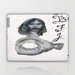 Prisoner For Jesus Laptop & iPad Skin