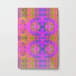 Sedated Abstraction II Metal Print