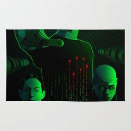 The Matrix Rug