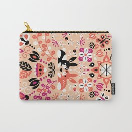 Bunny Lovers Carry-All Pouch