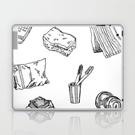 Filthy things Laptop & iPad Skin