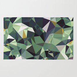 Martinique Low Poly Rug