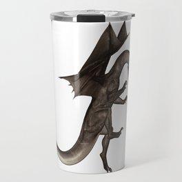 DRAGON Pop Art Travel Mug