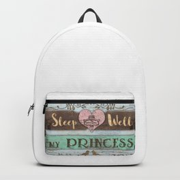 My Princess Backpack