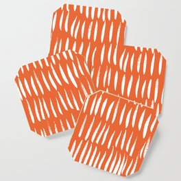 Brush Stroke Staccato Coaster