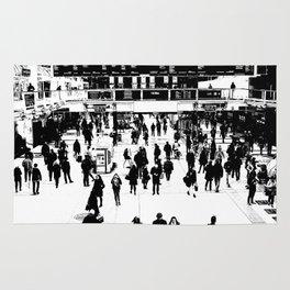 Commuter Art London Rug