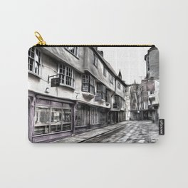 The Shambles York Art Carry-All Pouch