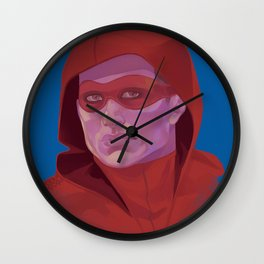 Roy Harper Wall Clock