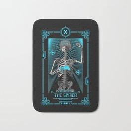 The Gamer X Tarot Card Bath Mat