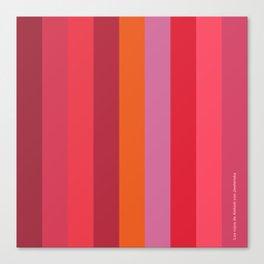 - Los rojos de Alekséi von Jawlensky Canvas Print