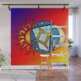 astrology,Gemini, Wall Mural