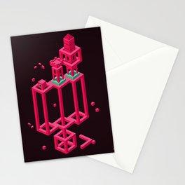 Hexworld Stationery Cards