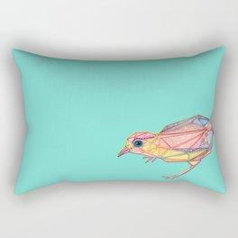 Tietê de coroa Rectangular Pillow