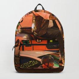 Moto Los Angeles Backpack
