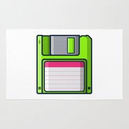 Retro - diskette Rug