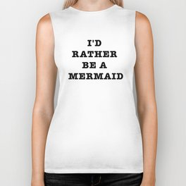 MERMAID Biker Tank